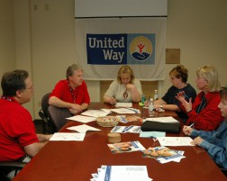 United Way Community Volunteers Decide Where Dollars Go