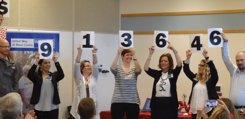United Way of Mesa County surpasses $913,000!