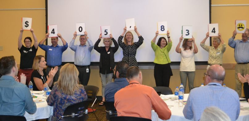 Pacesetter Companies Pledge $406,000 for United Way of Mesa County