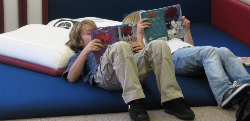 Statewide Children's Book Drive Begins in April