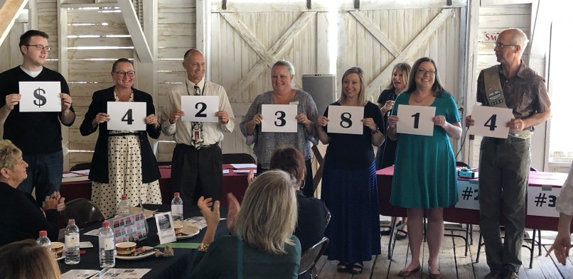 Pacesetter Companies Pledge $423,000 for United Way of Mesa County