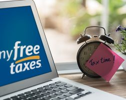 Filing Taxes: Doing Your Taxes is Almost Fun with MyFreeTaxes.com